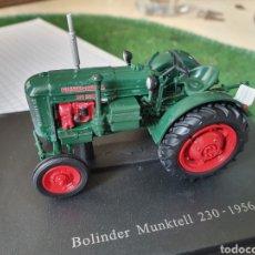 Modelos em escala: TRACTOR BOLINDER MUNKTELL 230 DE 1956.. Lote 187487958