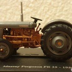 Modelos a escala: MASSEY FERGUSON FE 35 DE 1956.. Lote 190374800