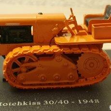 Modelos a escala: TRACTOR HOTCHKISS 30/40 DE 1948.. Lote 190382901