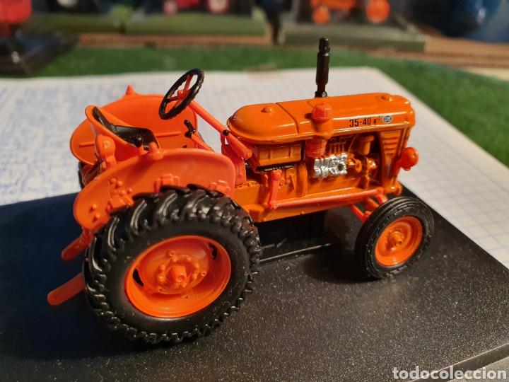 Modelos a escala: Tractor OM 35/40R de 1952. - Foto 2 - 191688783