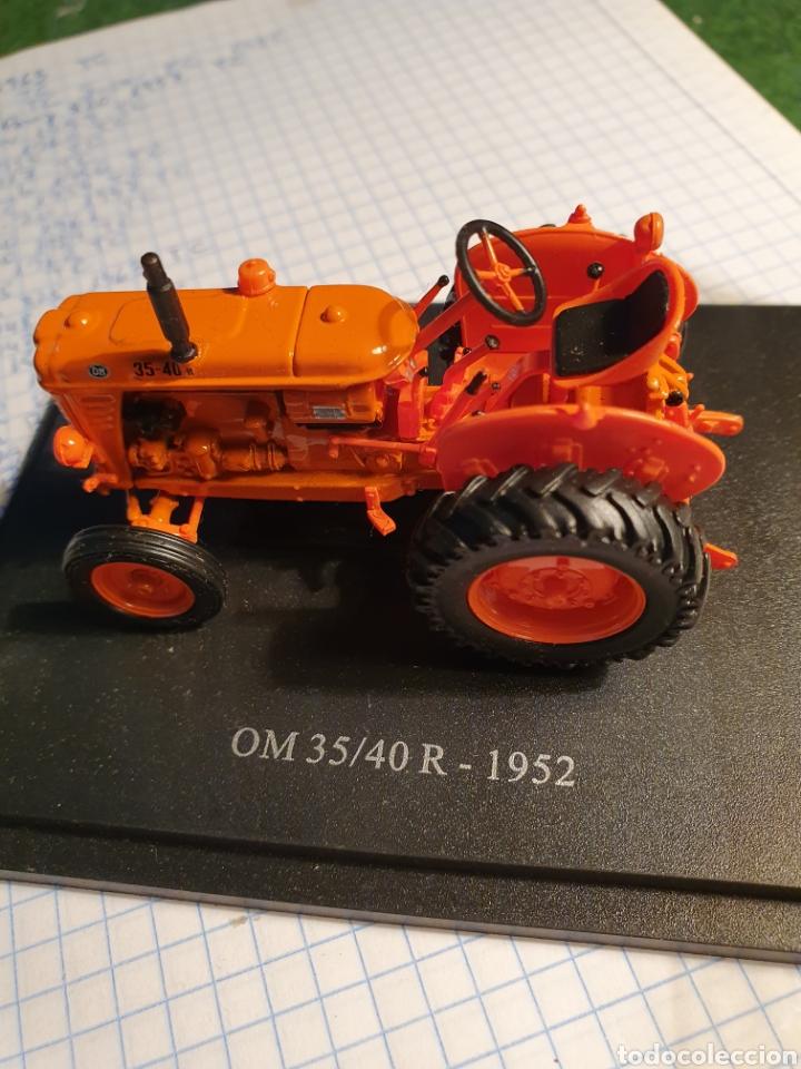 Modelos a escala: Tractor OM 35/40R de 1952. - Foto 3 - 191688783