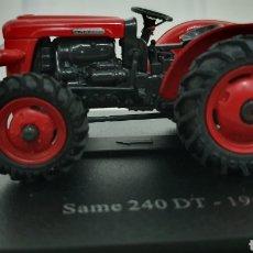 Modelos a escala: TRACTOR SAME 240 DT DE 1958.. Lote 193320855