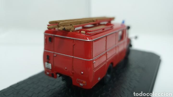 Modelos a escala: Camión de bomberos Hanomag L28. - Foto 4 - 193323792