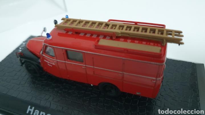 Modelos a escala: Camión de bomberos Hanomag L28. - Foto 5 - 193323792