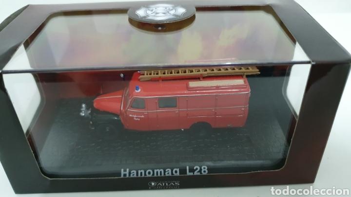Modelos a escala: Camión de bomberos Hanomag L28. - Foto 6 - 193323792