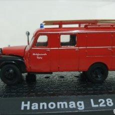 Modelos a escala: CAMIÓN DE BOMBEROS HANOMAG L28.. Lote 193323792