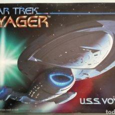 Modelos a escala: MAQUETA STAR TREK. USS VOYAGER - MONOGRAM NUEVA. Lote 194218035