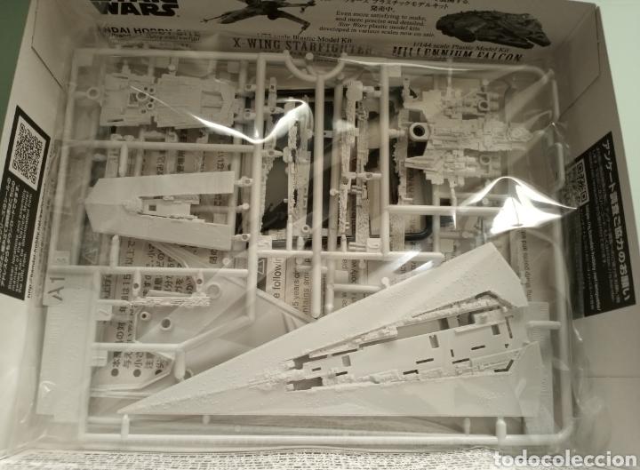 Modelos a escala: Maqueta Super Star Destroyer. Star Wars. Bandai. Nueva - Foto 2 - 194218380