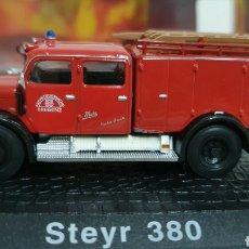 Modelos a escala: CAMIÓN BOMBEROS STEYR 380.. Lote 194222843