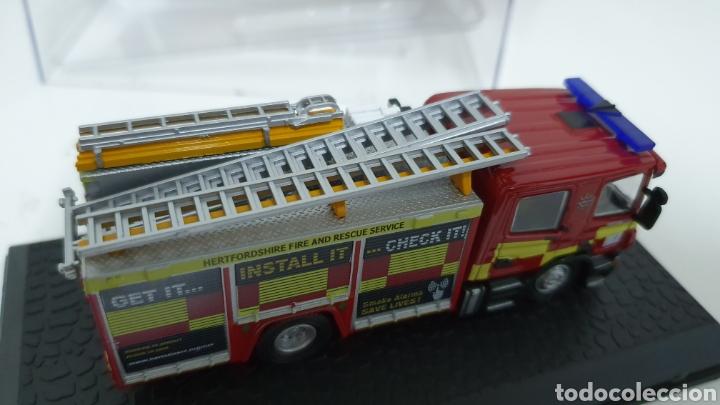 Modelos a escala: Camión bomberos Scania CP28 Pump Ladder. - Foto 3 - 194225225