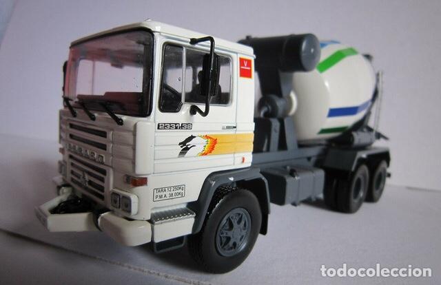 Modelos a escala: Precioso camión hormigonera PEGASO 2331K 1:43 - Foto 2 - 194242975