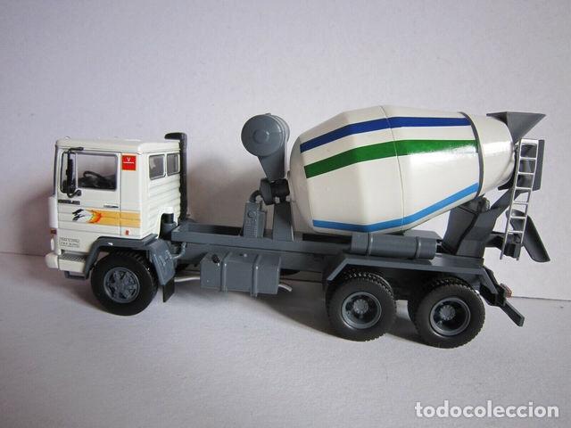 Modelos a escala: Precioso camión hormigonera PEGASO 2331K 1:43 - Foto 3 - 194242975