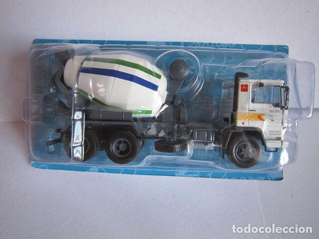 Modelos a escala: Precioso camión hormigonera PEGASO 2331K 1:43 - Foto 4 - 194242975