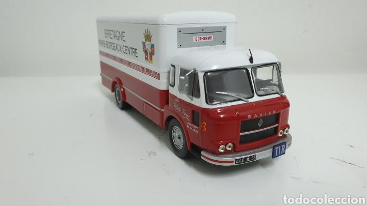 Modelos a escala: Camión Saviem JM 240 e 1/43. - Foto 2 - 194320650