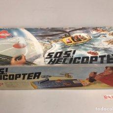 Modelos a escala: S.O.S HELICOPTER - CONGOST. Lote 194622473