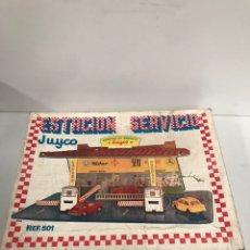 Modelos a escala: ESTACIÓN DE SERVICIO JUYCO 501. Lote 194623331