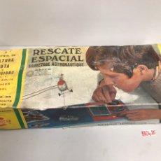 Modelos a escala: RESCATE ESPACIAL CONGOST. Lote 194624611