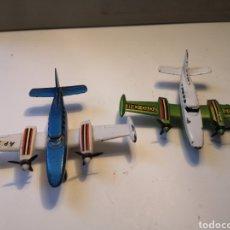 Modelos a escala: 2 AVIONES CESSNA 402 DE PILEN PARA RESTAURAR O DONANTES. Lote 194679057