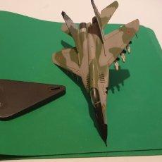 Modelos a escala: AVIÓN F - 80 SHOOTING STAR RUSO ALTAYA METALICO ESCALA 1/72. Lote 195154578