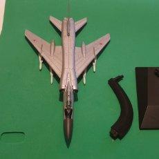 Modelos a escala: AVIÓN MNR - 21 MIR 21 RUSO ALTAYA METALICO ESCALA 1/72. Lote 195154692