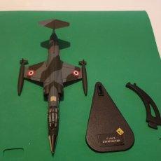 Modelos a escala: AVIÓN F - 104 S STARFIGHTER ITALIA ALTAYA METALICO ESCALA 1/72. Lote 195154846