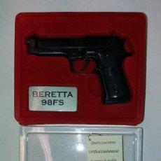 Modelos a escala: PISTOLITA DE REPLICA BERETTA 98 FS. Lote 195196058