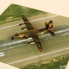 Modelos a escala: HERPA WINGS 1:500 • LOCHEED C-130H HERCULES HELLENIC AF ' AIR TATOO 2007 ' • METÁLICO 1/500. Lote 195295925