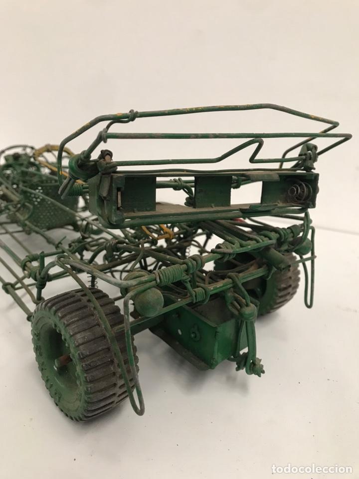 Modelos a escala: Antiguo coche de carreras hecho a mano años 70 - Foto 3 - 195307393