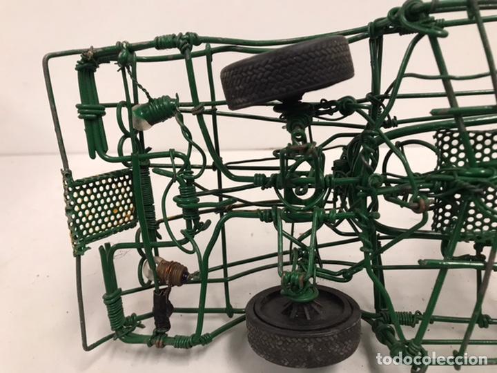 Modelos a escala: Antiguo coche de carreras hecho a mano años 70 - Foto 5 - 195307393
