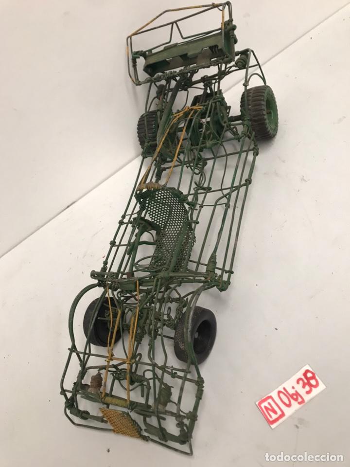 Modelos a escala: Antiguo coche de carreras hecho a mano años 70 - Foto 7 - 195307393