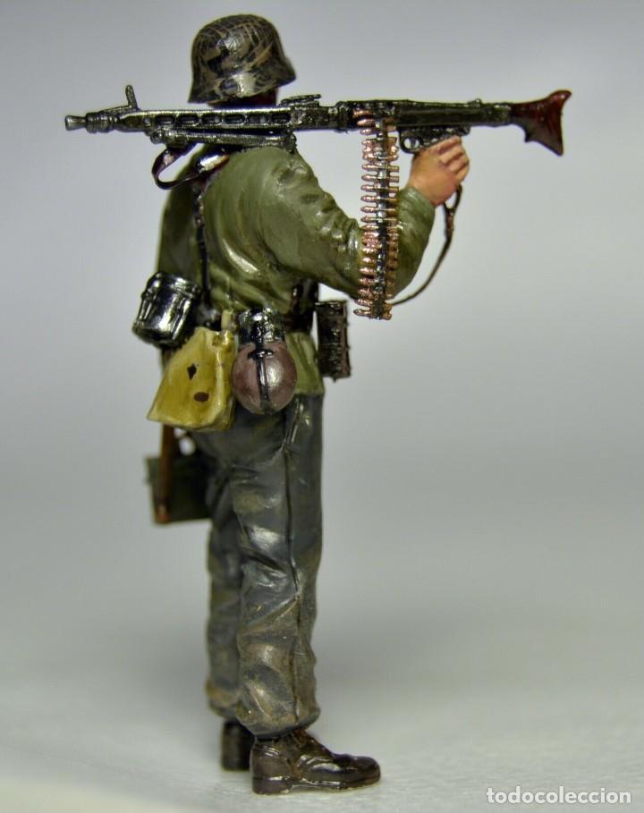 Modelos a escala: Figuras a escala 1/35 UNICAS Montadas y pintadas de soldados alemanes. Segunda Guerra Mundial - Foto 8 - 195331748