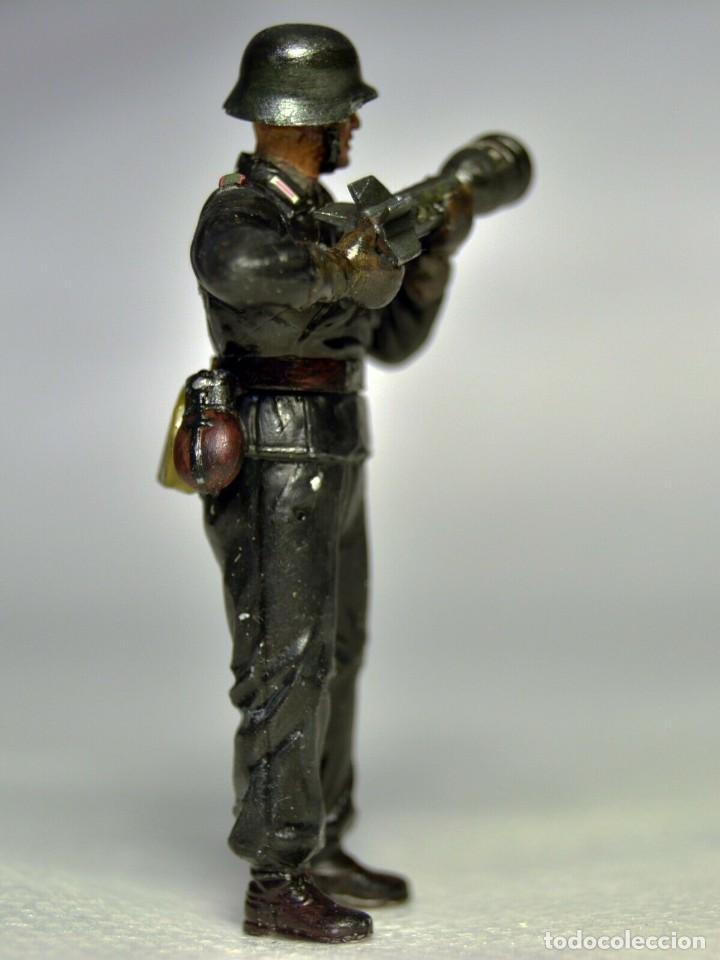 Modelos a escala: Figuras a escala 1/35 UNICAS Montadas y pintadas de soldados alemanes. Segunda Guerra Mundial - Foto 10 - 195331748