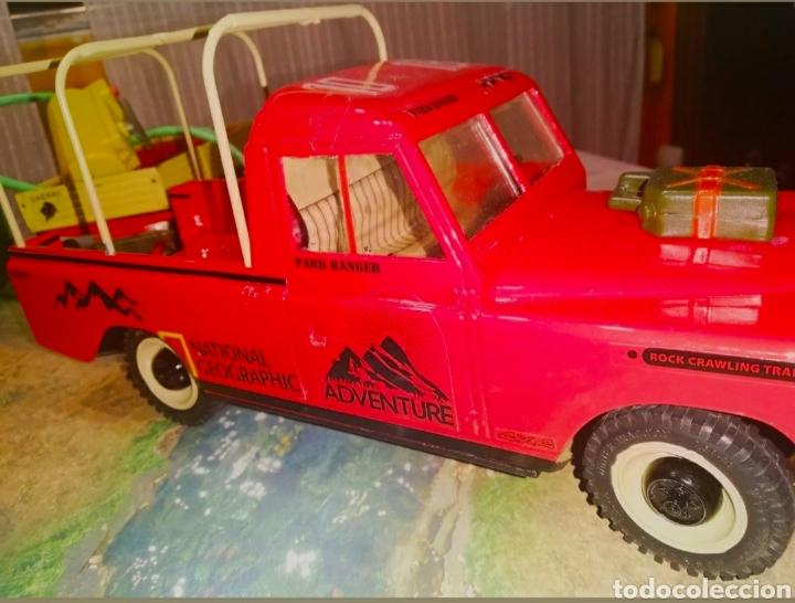 Modelos a escala: Rico Land Rover con remolque basculante marca Rico - Foto 16 - 195336842