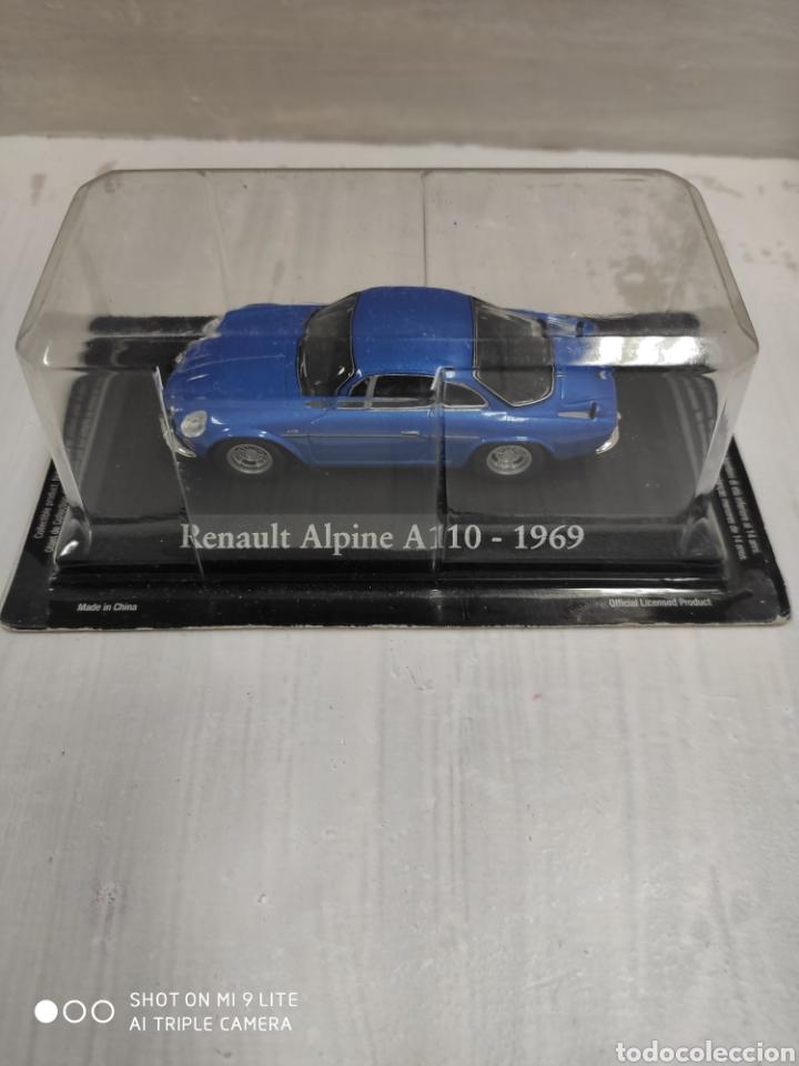 RENAULT ALPINE A110_1969 1/46 (Juguetes - Modelos a escala)