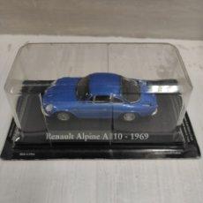 Modelos a escala: RENAULT ALPINE A110_1969 1/46. Lote 195378601
