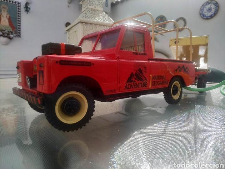 Modelos a escala: Rico Land Rover con remolque basculante marca Rico - Foto 18 - 195336842