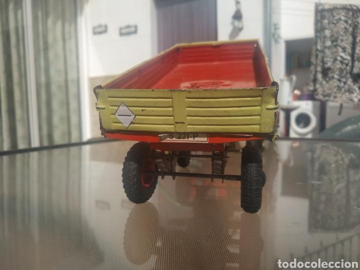 Modelos a escala: Rico Land Rover con remolque basculante marca Rico - Foto 25 - 195336842