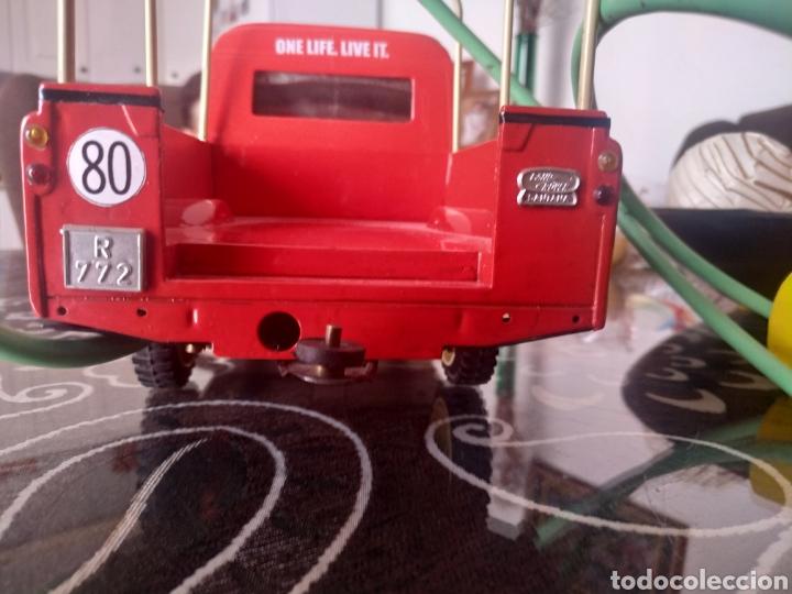 Modelos a escala: Rico Land Rover con remolque basculante marca Rico - Foto 6 - 195336842