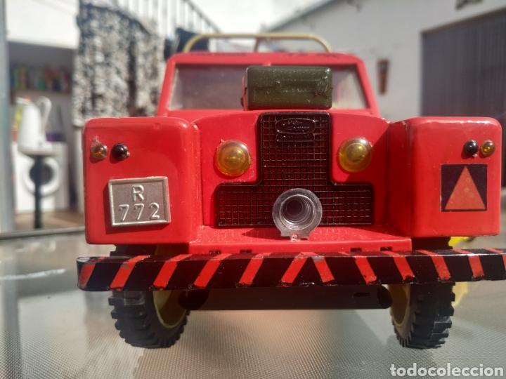 Modelos a escala: Rico Land Rover con remolque basculante marca Rico - Foto 31 - 195336842