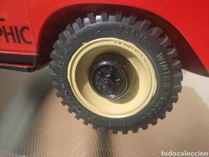 Modelos a escala: Rico Land Rover con remolque basculante marca Rico - Foto 32 - 195336842