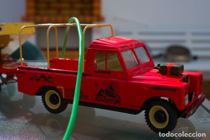 Modelos a escala: Rico Land Rover con remolque basculante marca Rico - Foto 37 - 195336842