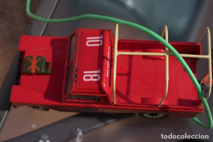 Modelos a escala: Rico Land Rover con remolque basculante marca Rico - Foto 40 - 195336842