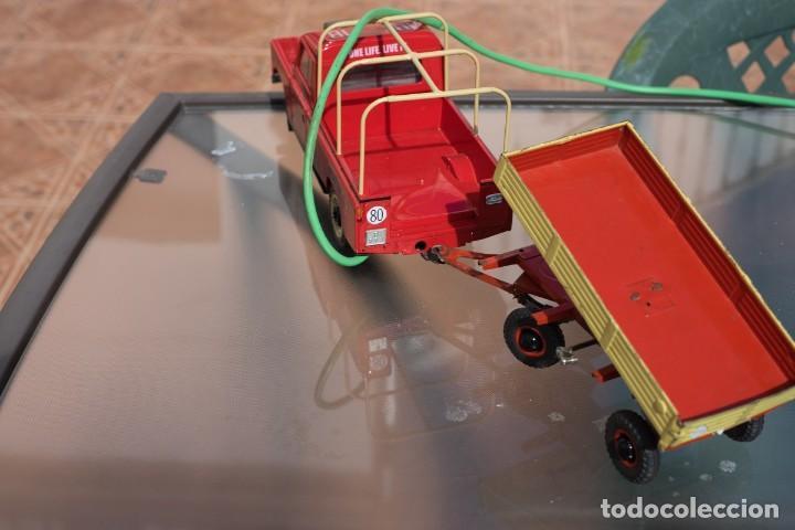 Modelos a escala: Rico Land Rover con remolque basculante marca Rico - Foto 7 - 195336842