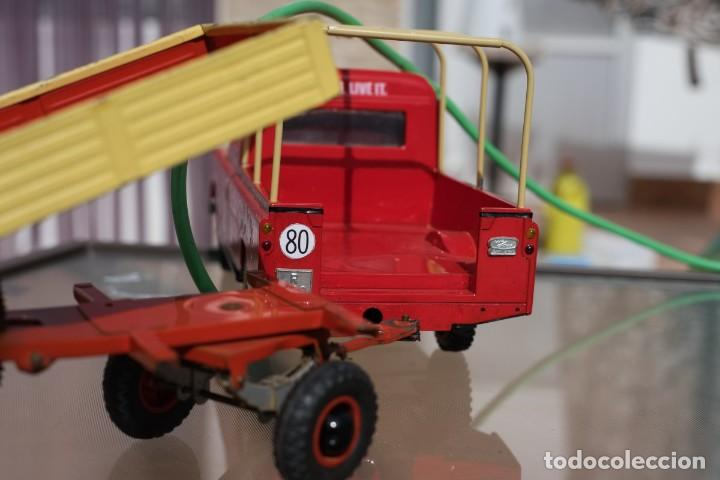 Modelos a escala: Rico Land Rover con remolque basculante marca Rico - Foto 9 - 195336842