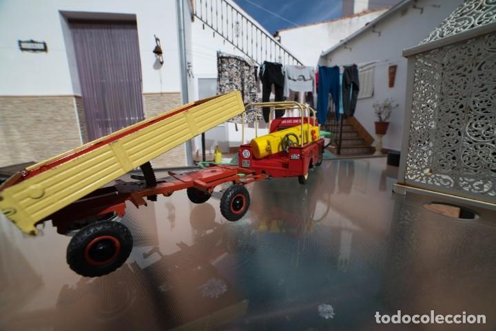 Modelos a escala: Rico Land Rover con remolque basculante marca Rico - Foto 48 - 195336842