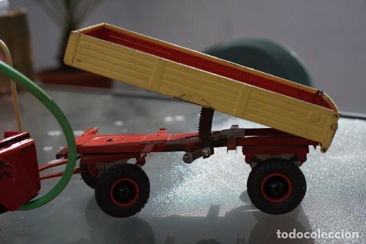 Modelos a escala: Rico Land Rover con remolque basculante marca Rico - Foto 56 - 195336842