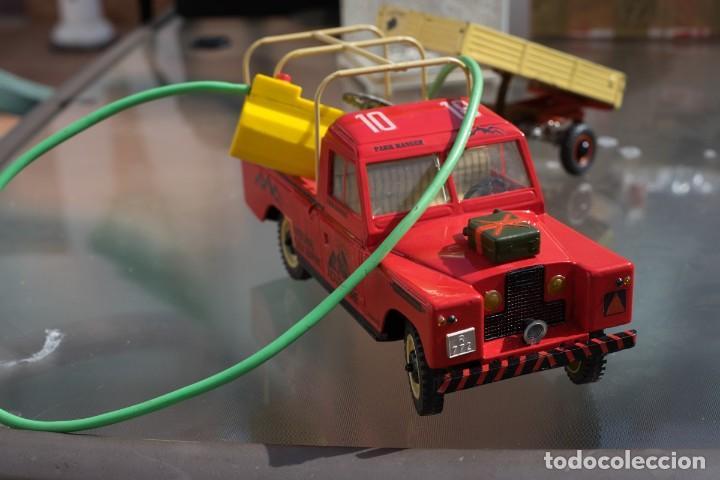 Modelos a escala: Rico Land Rover con remolque basculante marca Rico - Foto 43 - 195336842