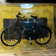 Modelos a escala: BICICLETA MINIATURA COLECCION DEL PRADO. GOLDEN SUNBEAM LADIES BICYCLE (JFGG). Lote 195535696