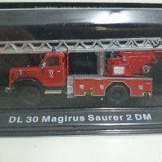 Modelos a escala: CAMIÓN DE BOMBEROS MAGIRUS SAURER DL30.. Lote 196591758