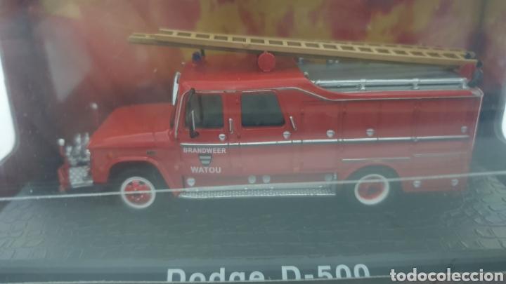 Modelos a escala: Camión de bomberos Dodge D500. - Foto 4 - 196796457
